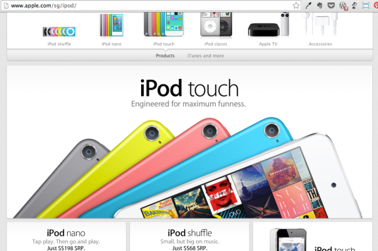 iPod Touch - Funness